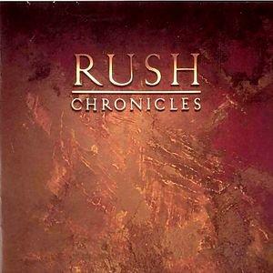 Rush - Chronicles на DVD