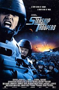 Звездный десант 2 на DVD