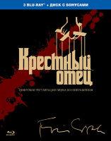Крестный отец Трилогия (4 Blu-ray)