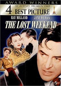 Потерянный уикэнд  на DVD