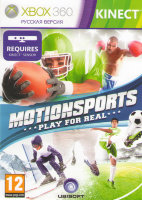 Motion Sports Play for Real (Xbox 360 Kinect)