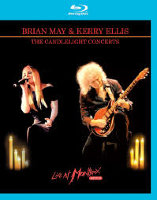 Brian May and Kerry Ellis The Candlelight Concerts Live at Montreux (Blu-ray)*