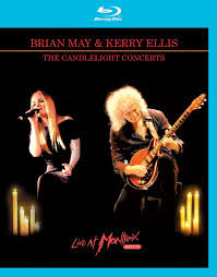 Brian May and Kerry Ellis The Candlelight Concerts Live at Montreux (Blu-ray)* на Blu-ray