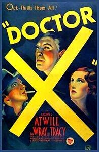 Доктор Икс  на DVD