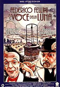 Голос луны (DVD на заказ) на DVD