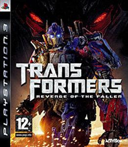 Transformers: Revenge of the Fallen (PS3)