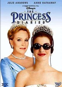 Дневник Принцессы 2 на DVD