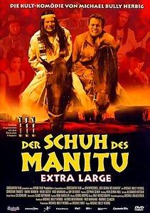Мокасины Маниту на DVD