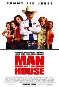 Главный в доме (Крутой и цыпочки / Мужчина в доме) на DVD