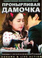 Пронырливая дамочка (Хитрость незамужней женщины / Коварная одинокая женщина) ТВ (16 серий) (4 DVD)