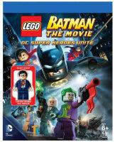 LEGO Бэтмен Супер герои DC объединяются (Blu-ray)