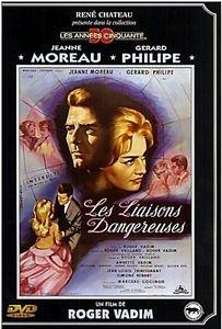 Опасные связи 1960 года (Dj-Пак) на DVD