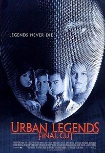 Городские легенды 2  на DVD
