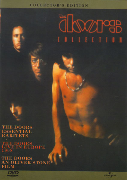 The Doors Collection  на DVD