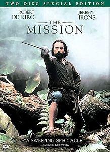 Миссия на DVD