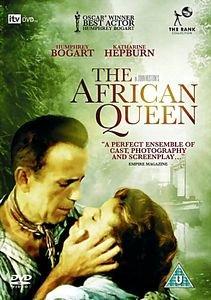 Африканская королева  на DVD