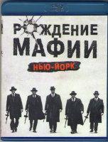 Рождение мафии Нью Йорк 1 Сезон (8 серий) (Blu-ray)