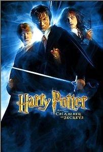 Гарри Поттер и Тайная Комната (Blu-ray)* на Blu-ray