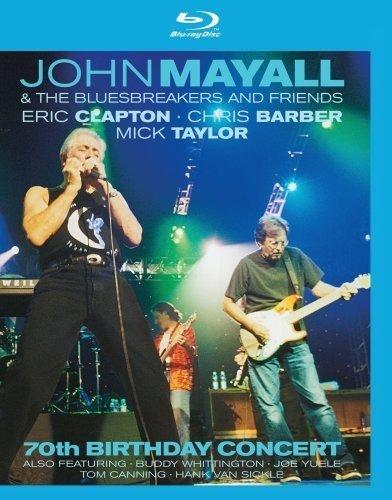 John Mayall The Bluesbreakers and Friends 70th Birthday Concert (Blu-ray)*