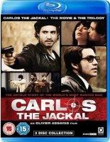 Карлос шакал (Карлос) (6 серий) (Blu-ray)