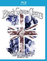 Black Stone Cherry Thank You Living Live Birmingham UK (Blu-ray)*