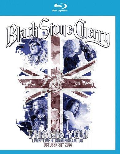 Black Stone Cherry Thank You Living Live Birmingham UK (Blu-ray)* на Blu-ray
