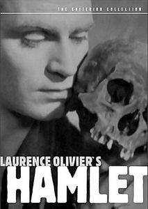Гамлет (Лоуренс Оливье) на DVD