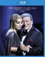Tony Bennett and Lady Gaga Cheek To Cheek Live (Blu-ray)