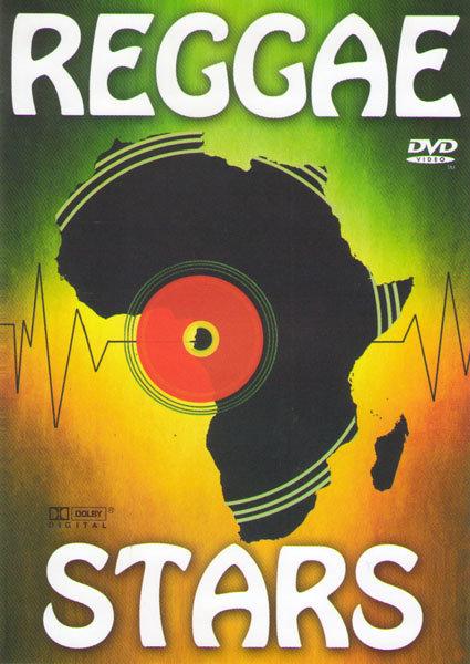 Reggae Stars 100 клипов на DVD
