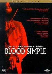 Просто кровь на DVD