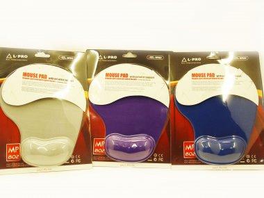 Коврик для мышки  гелевый L-PRO MP 802  1229 blue