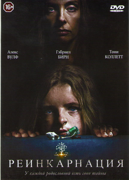Реинкарнация на DVD