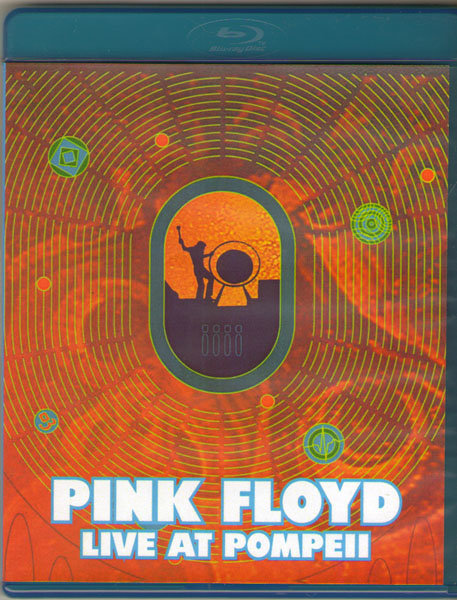Pink Floyd Live at Pompeii The Director`s Cut (Blu-ray)* на Blu-ray