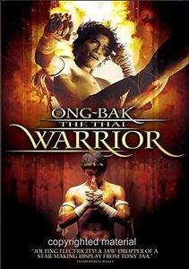 Онг Бак Тайский воин на DVD