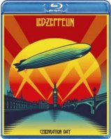 Led Zeppelin Celebration Day (Blu-ray)*