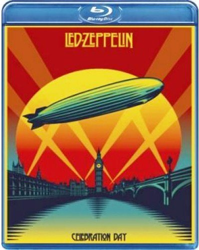 Led Zeppelin Celebration Day (Blu-ray)* на Blu-ray