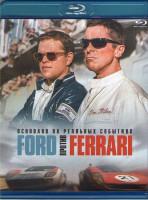 Ford против Ferrari (Blu-ray)*