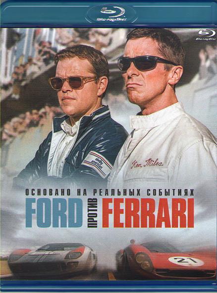 Ford против Ferrari (Blu-ray)* на Blu-ray