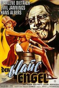 Голубой ангел (Без полиграфии!) на DVD