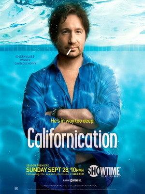 Блудливая Калифорния 1 Сезон (12 серий) 2 Сезон (12 серий) на DVD