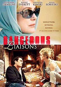 Опасные связи (2 DVD)  на DVD