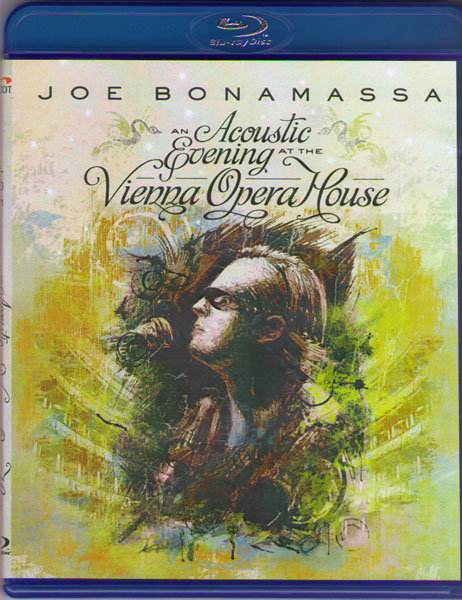 Joe Bonamassa An Acoustic Evening at the Vienna Opera House (Blu-ray)*