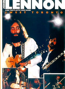 John Lennon - Sweet Toronto на DVD