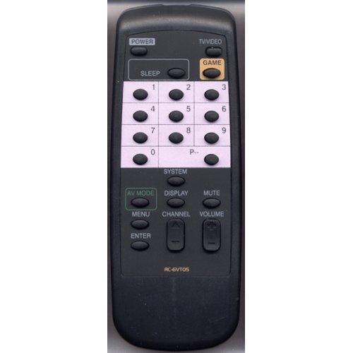 Пульт ДУ AIWA RC-6VT06 orq dox(TV)