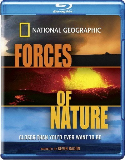 Стихийные бедствия Силы природы (Blu-ray) на Blu-ray