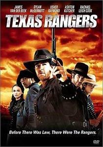 Техасские рейнджеры  на DVD