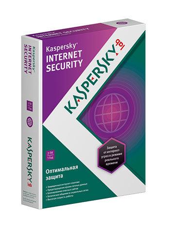 Kaspersky Internet Security 2013 Renewal (Антивирус Касперского) (CD)