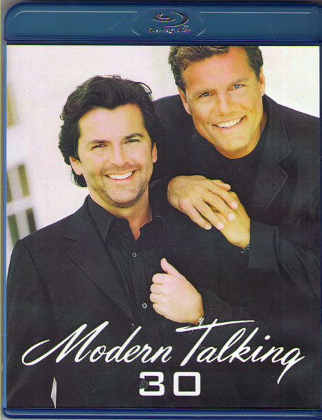 Modern Talking 30 (Blu-ray) на Blu-ray
