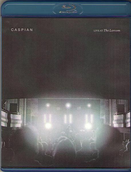Caspian Live at Larcom (Blu-ray) на Blu-ray