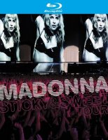 Madonna Sticky and Sweet Tour (Blu-ray)